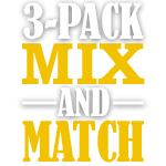 3-Pack Mix_N_Match